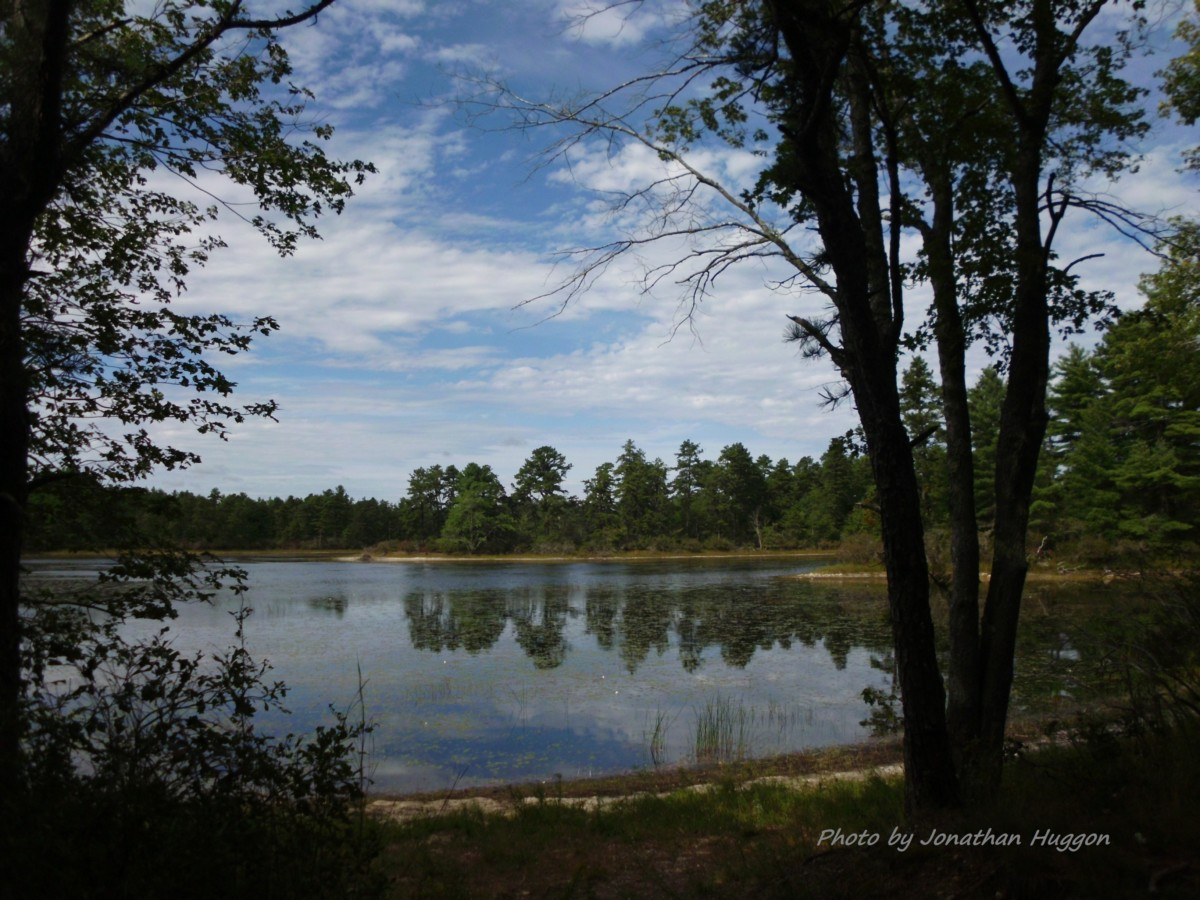 Be Still - Myles Standish Park - Plymouth MA