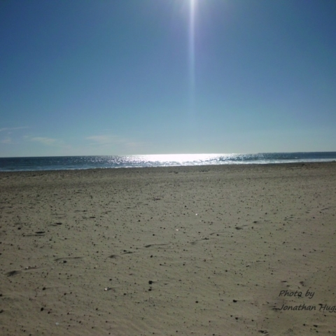 Peaceful - Horseneck Beach, Westport MA